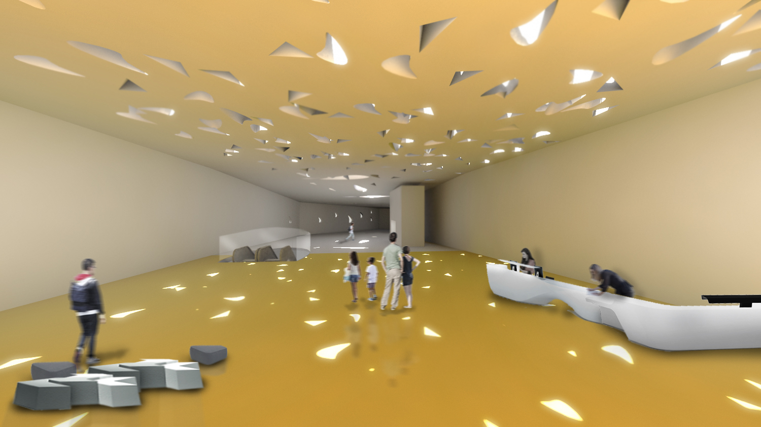 Daylighting design in other dimensions: Emotion and Time (M